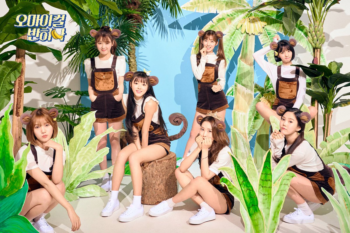 Oh My Girl BANHANA Announces Plans For Japanese Debut