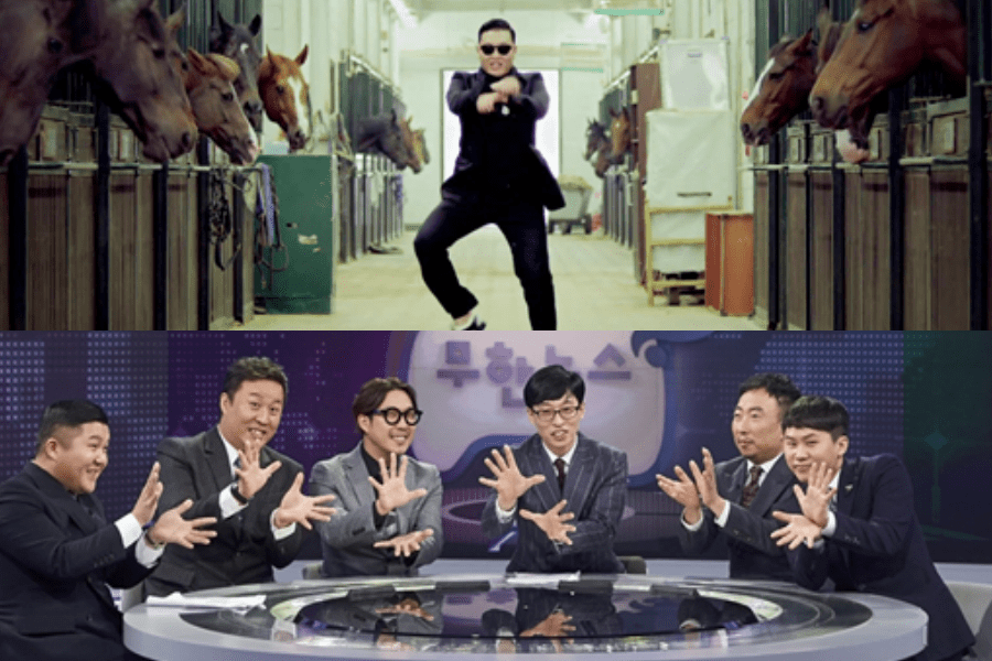 Industry Experts Name Best Hits In Korean Entertainment