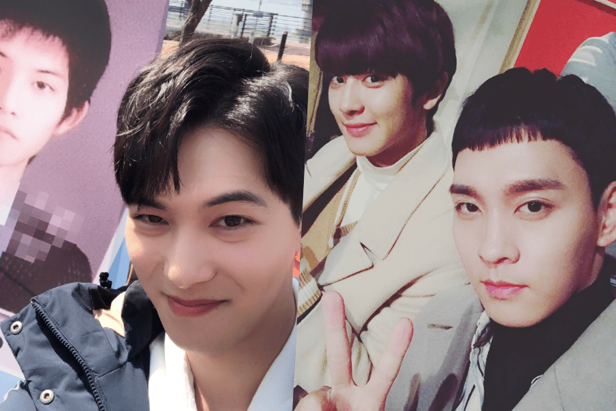 Lee Jong Hyun Thanks Chanyeol And Choi Tae Joon For Their Thoughtful And Amusing Food Support