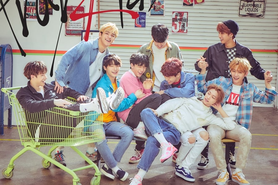 JYP's New Group Stray Kids Explain The Meanings Behind Their New Stage Names