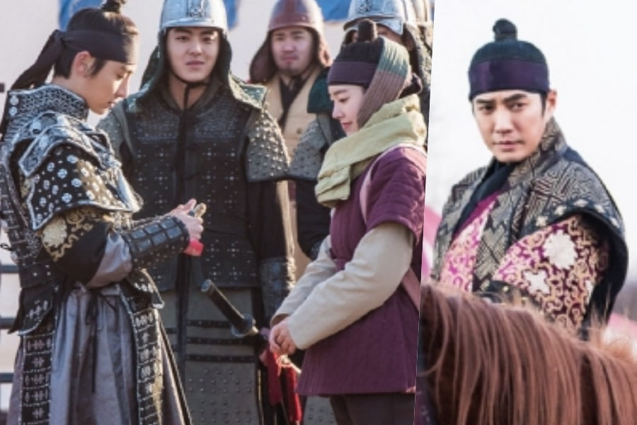 """Yoon Shi Yoon Is Forced To Leave Jin Se Yeon In Joo Sang Wook's Hands On """"Grand Prince"""""""
