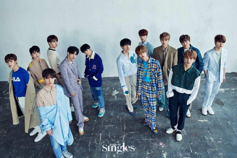 SEVENTEEN Shares What They Think Is The Secret To Their Success