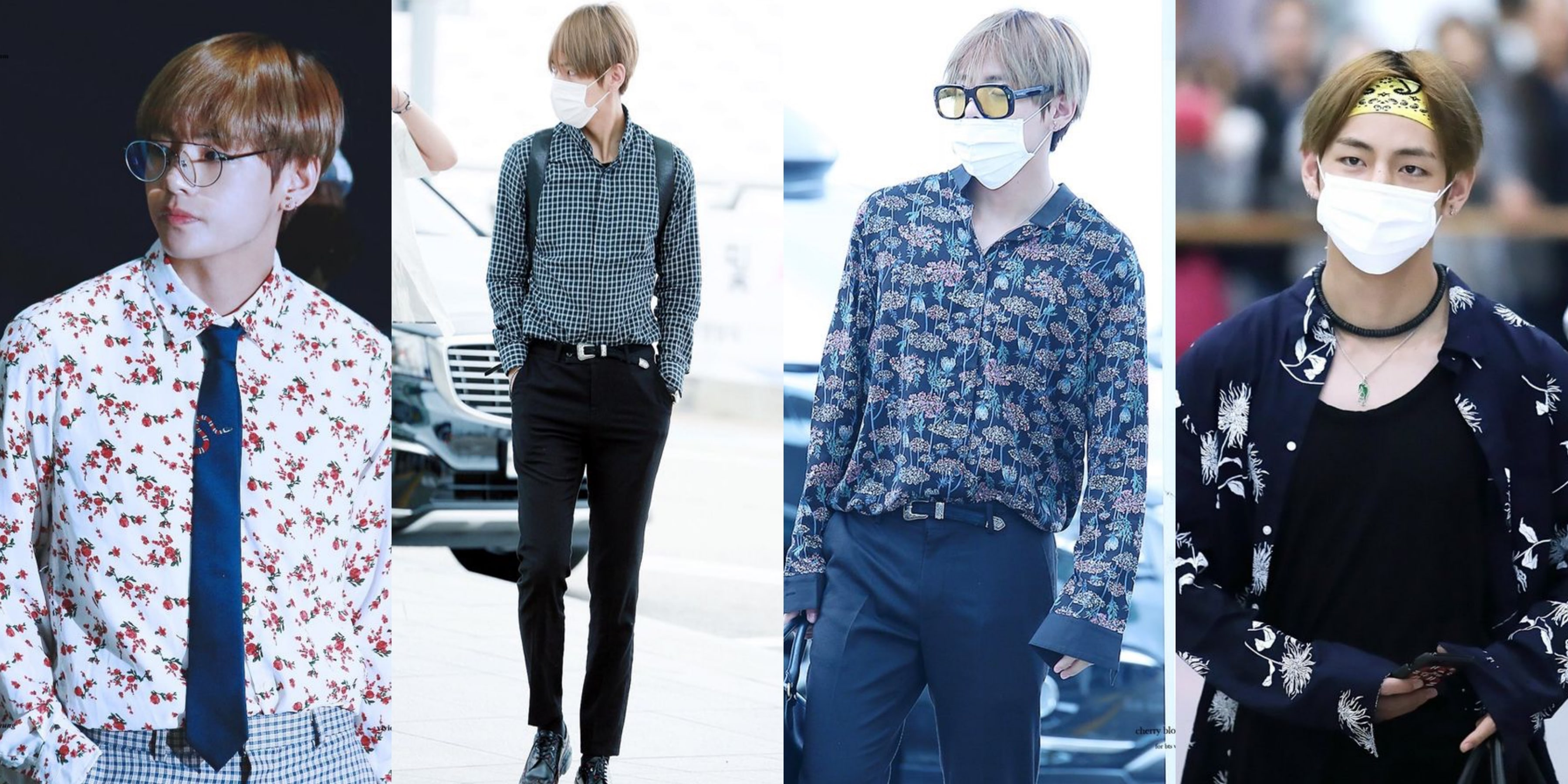 2e3f5be9498 9 Fashion Styles That BTS s V Is Known To Effortlessly Rock