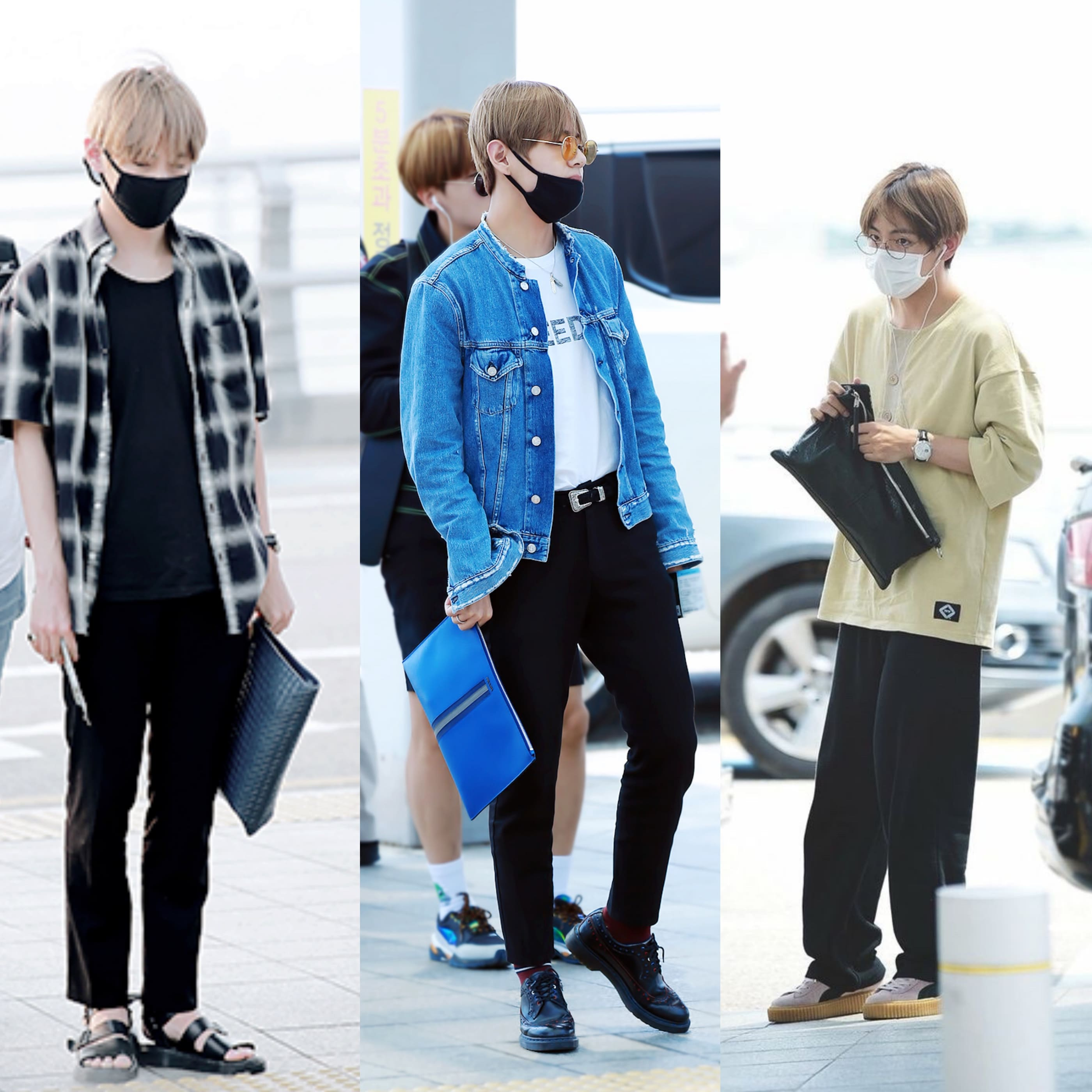 a9bacf37a 9 Fashion Styles That BTS's V Is Known To Effortlessly Rock | Soompi