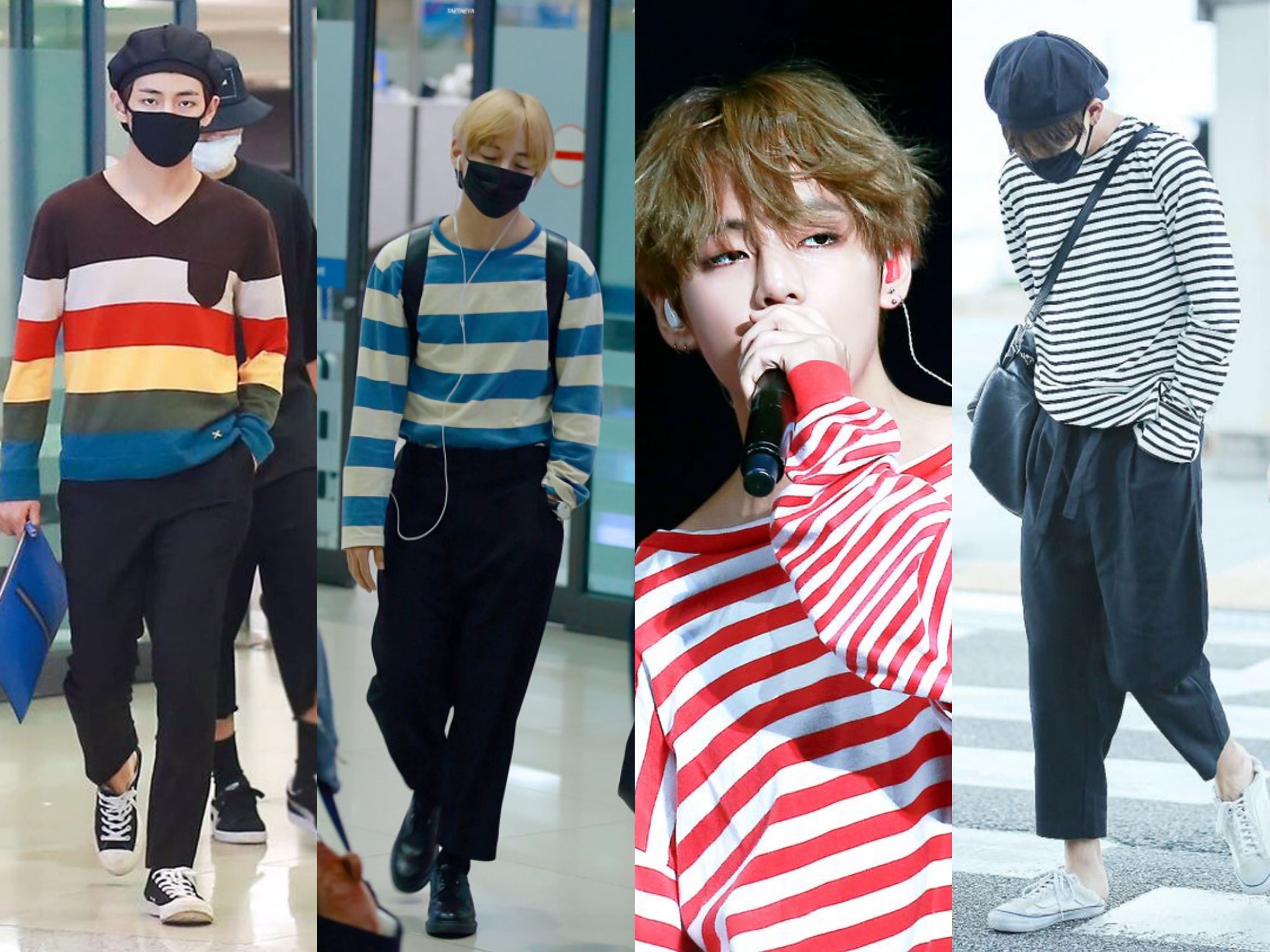 aace293edff755 9 Fashion Styles That BTS's V Is Known To Effortlessly Rock | Soompi