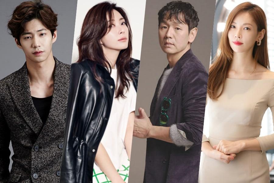 Song Jae Rim, Song Yoon Ah, Kim Tae Woo, And Kim So Yeon In Talks For New Drama