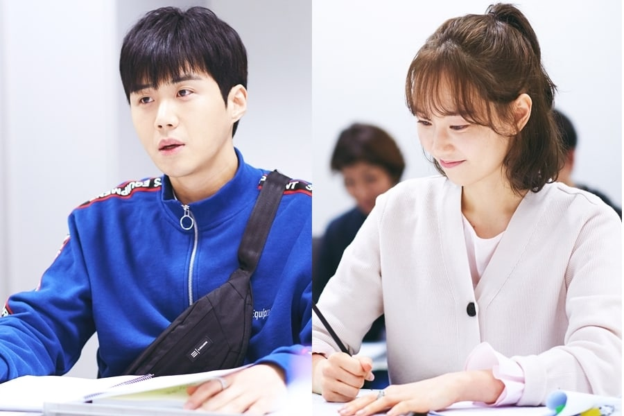 Kim Seon Ho, Lee Yoo Young, And More Gather For Script Reading Of New Romantic Comedy Drama