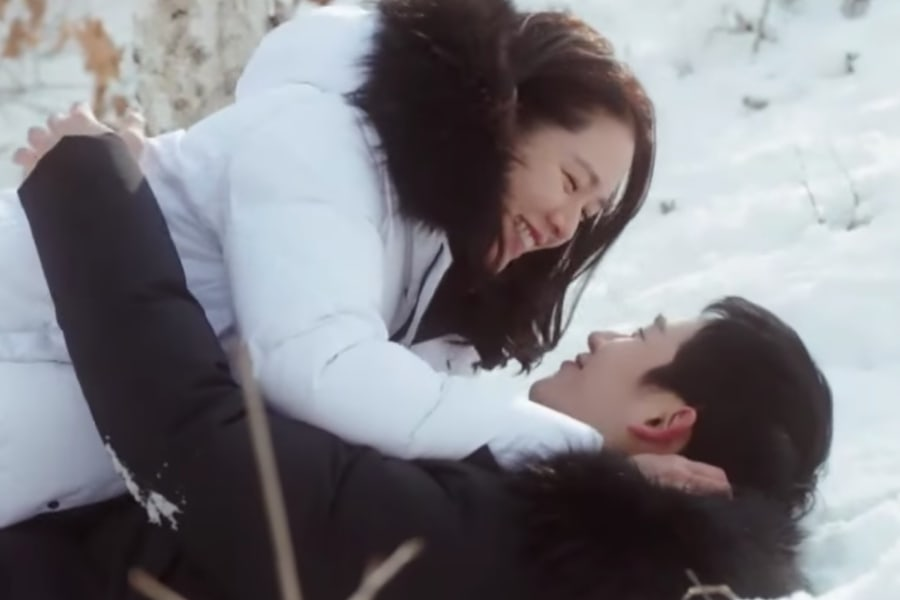 Watch: Son Ye Jin And Jung Hae In Are A Sweet Couple In New Teasers