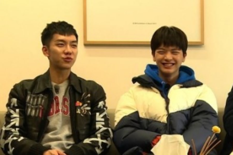 """Lee Seung Gi And BTOB's Yook Sungjae Compete To Become Main Vocalist Of New Idol Group On """"Master In The House"""""""