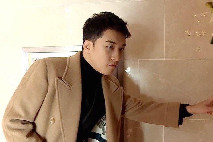 BIGBANG's Seungri Chosen As Special MC For Dating Show