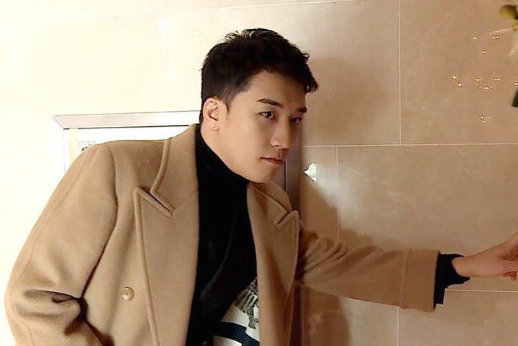 BIGBANG's Seungri Chosen As Special MC For Dating Show