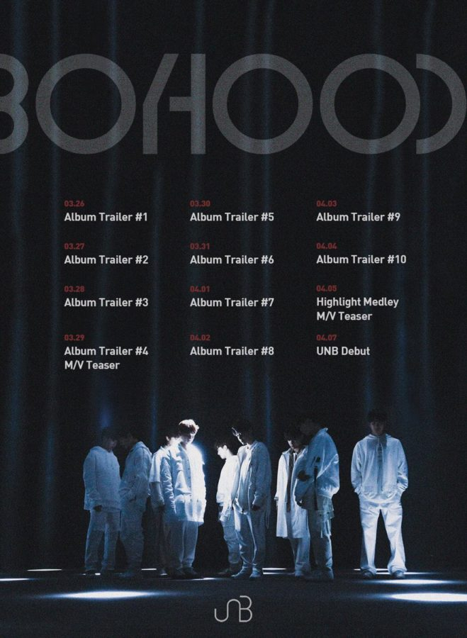 "UNB >> Album Debut ""Booyhood"" UNB7-659x900"