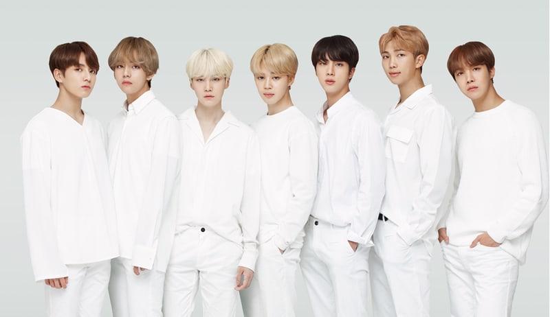 BTS Wins Favorite Global Music Star At 2018 Kids' Choice Awards