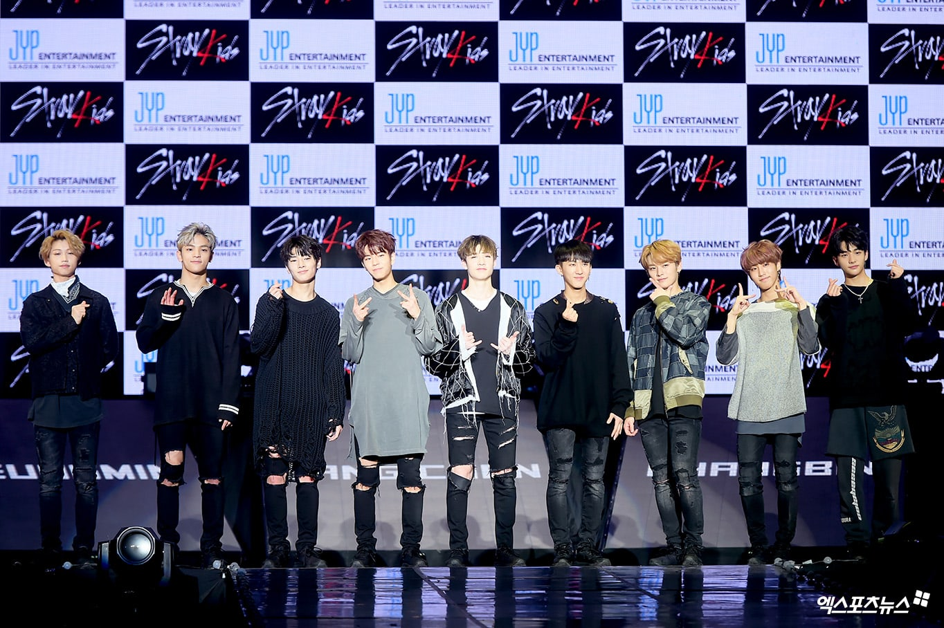 Stray Kids Discusses Their Musical Identity And What Advice They Got From Park Jin Young