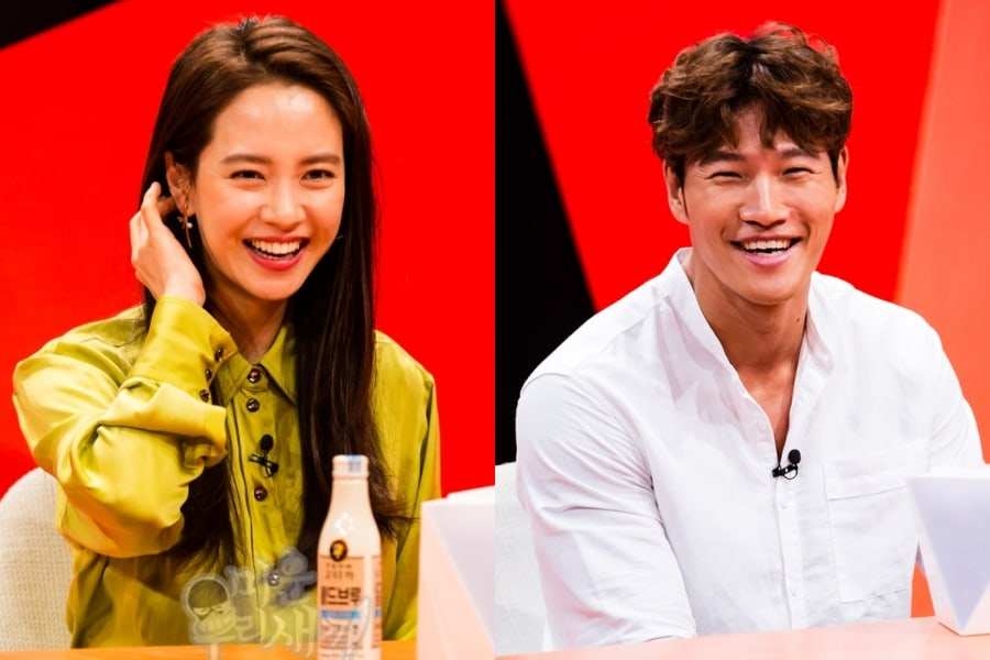 Song Ji Hyo Praises Kim Jong Kook For His Generosity Towards Others