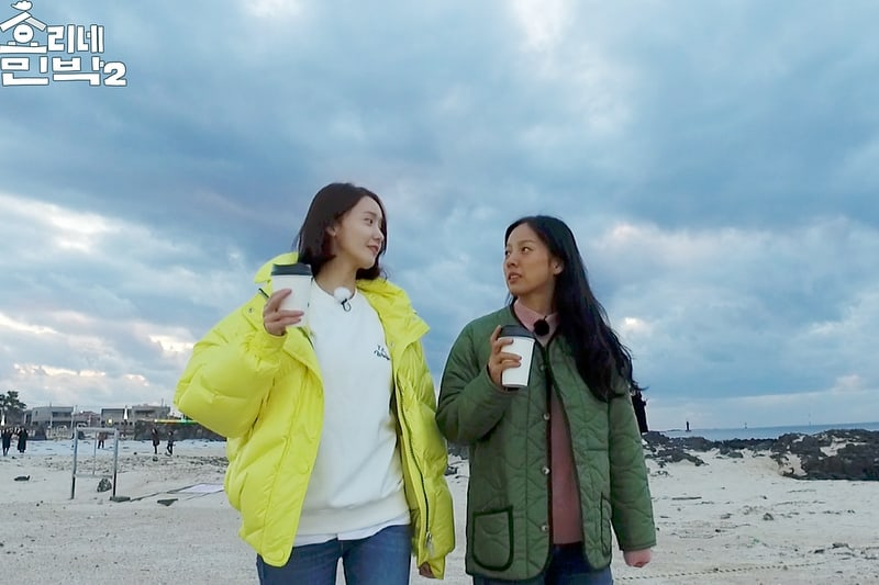 """YoonA And Lee Hyori Have Heart-To-Heart Conversation About Life On """"Hyori's Homestay 2"""""""