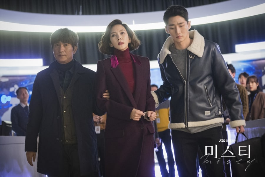 """Misty"" Comes To Successful End With Highest Viewership Ratings Yet"
