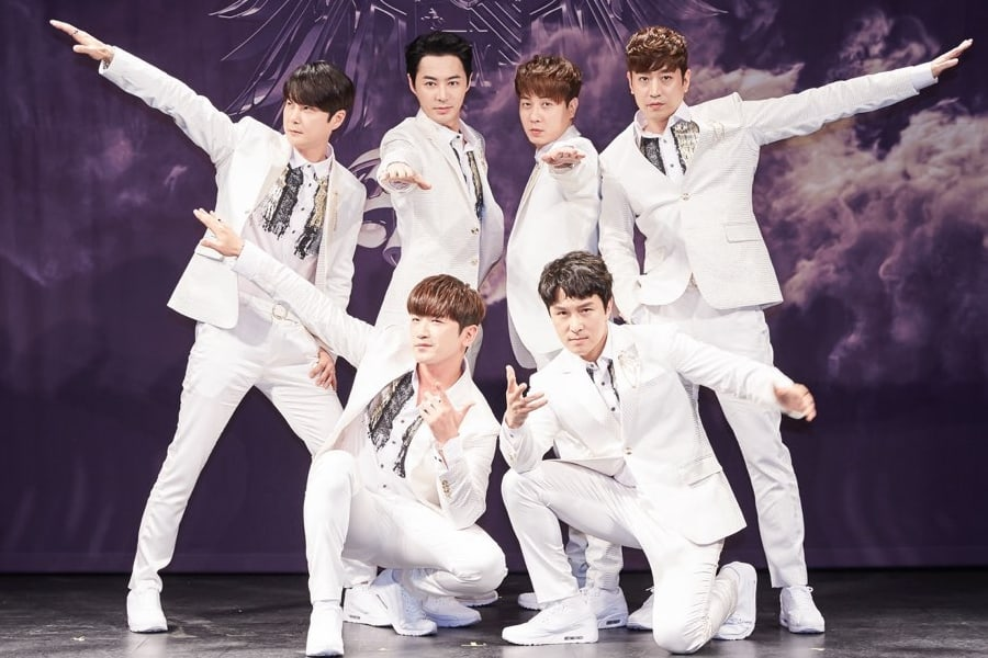 Shinhwa Talks About The Difficult Challenges They Faced During Their 20 Years Together