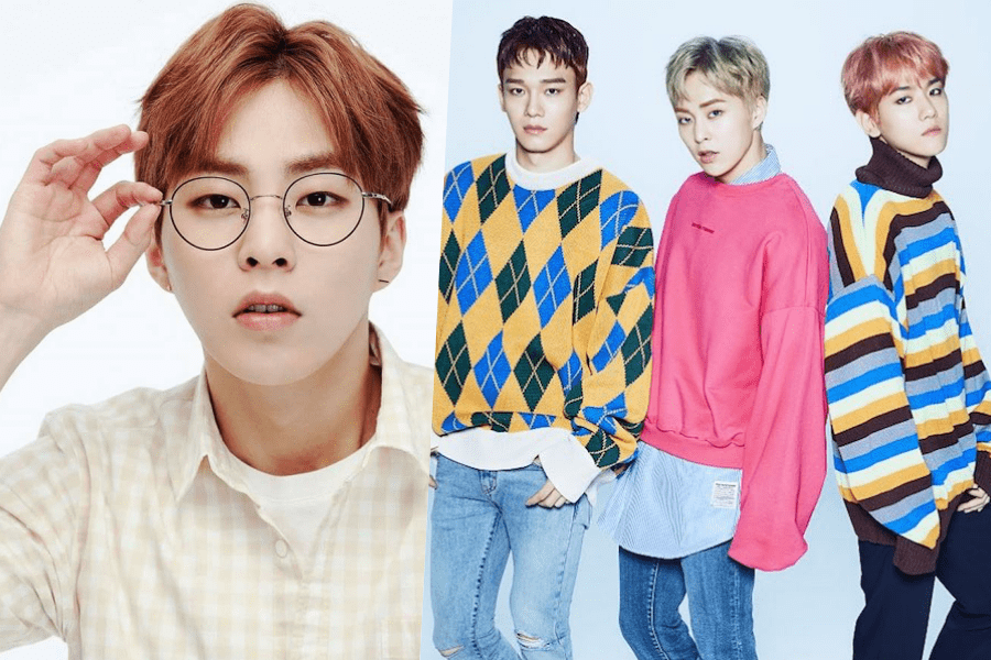 Xiumin Gives Hints About EXO-CBX's Korean Comeback Date Through Riddles And A Sweet Message