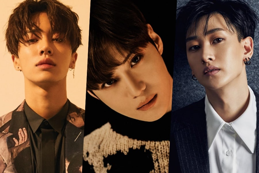 SHINee's Taemin Confirmed For New Variety Show With Highlight's Lee Gikwang and Super Junior's Eunhyuk