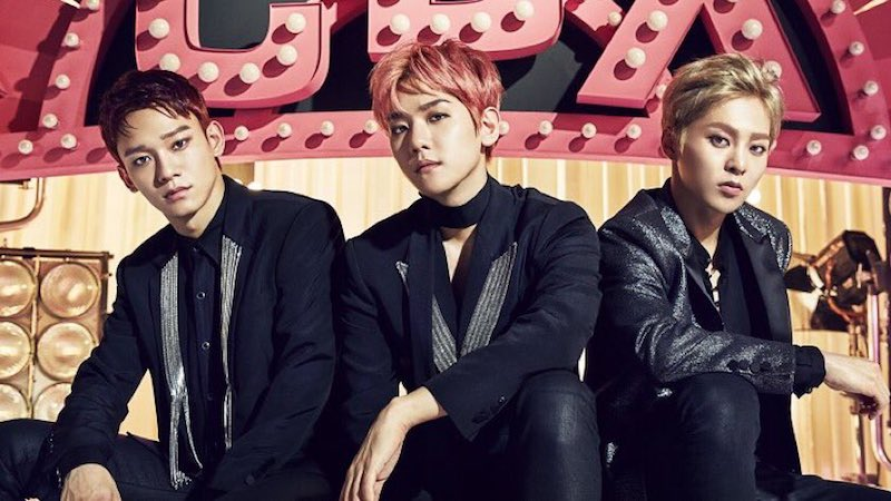 EXO-CBX Confirms Date Of Upcoming Comeback