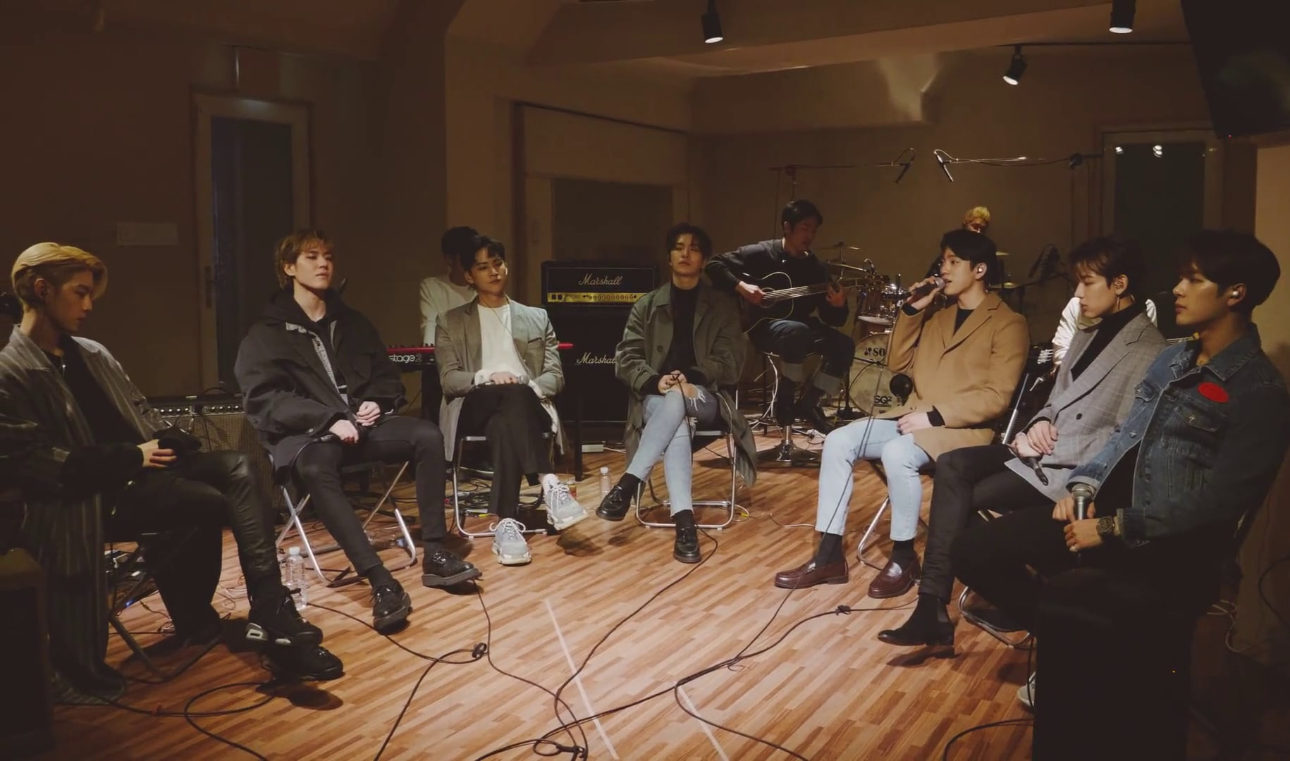 """Watch: GOT7 Says """"Thank You"""" To Fans With Live Performance For """"GOT7 Studio"""""""
