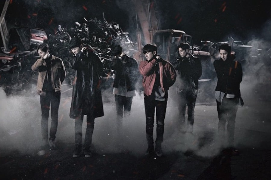 "Watch: Shinhwa Recreates ""All Your Dreams"" MV For 20th Anniversary"