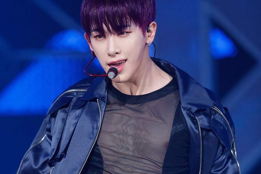 MONSTA X's Wonho Reveals Why He Makes An Effort To Maintain His Body