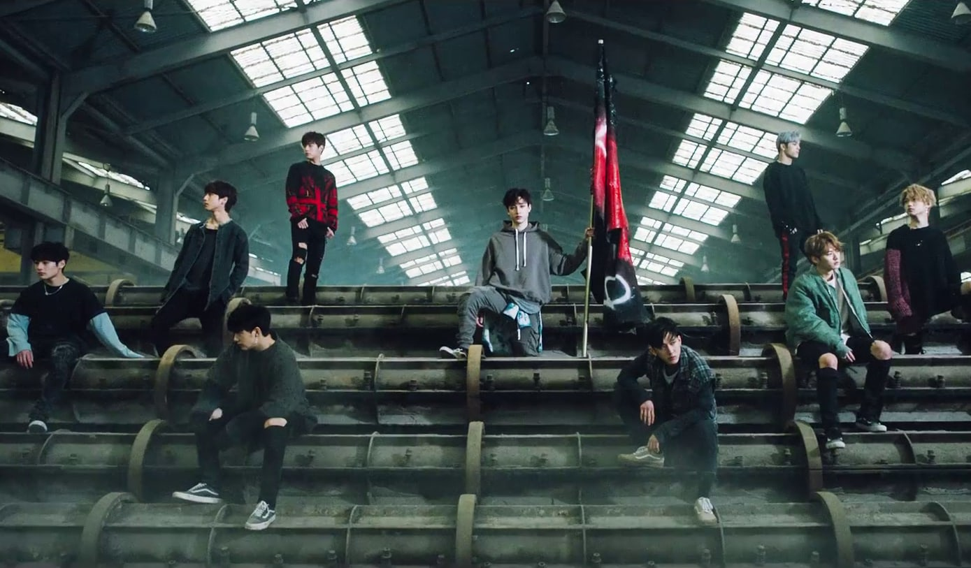 Dorm Wallpaper Watch Stray Kids Welcomes You To Quot District 9 Quot In