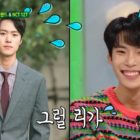 "NCT's Doyoung Shares How He Reacted To His Brother Gong Myung Crying On ""Hello Counselor"""