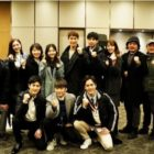 """EXO's Suho, Ha Yeon Soo, And More Attend Ceremony Of Good Luck For """"Rich Man, Poor Woman"""""""