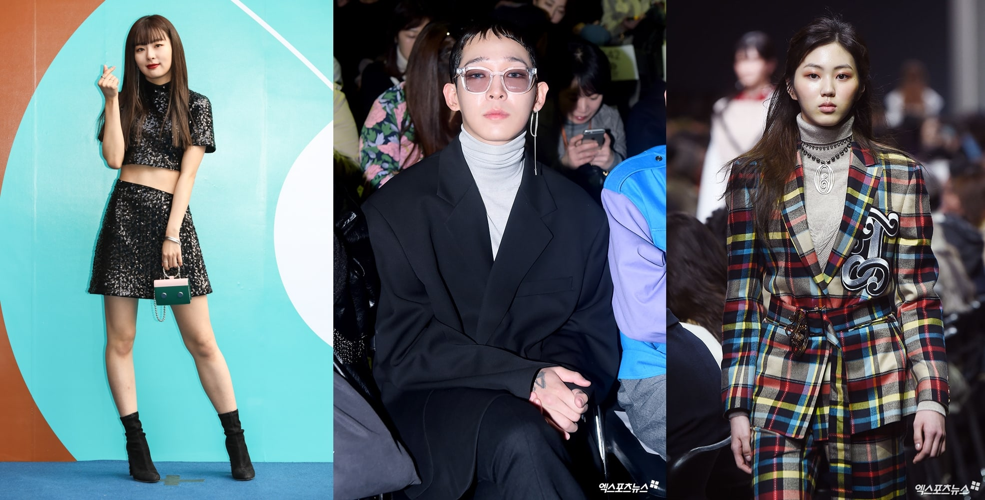 Classic Meets Contemporary Trends Korean Stars Wore
