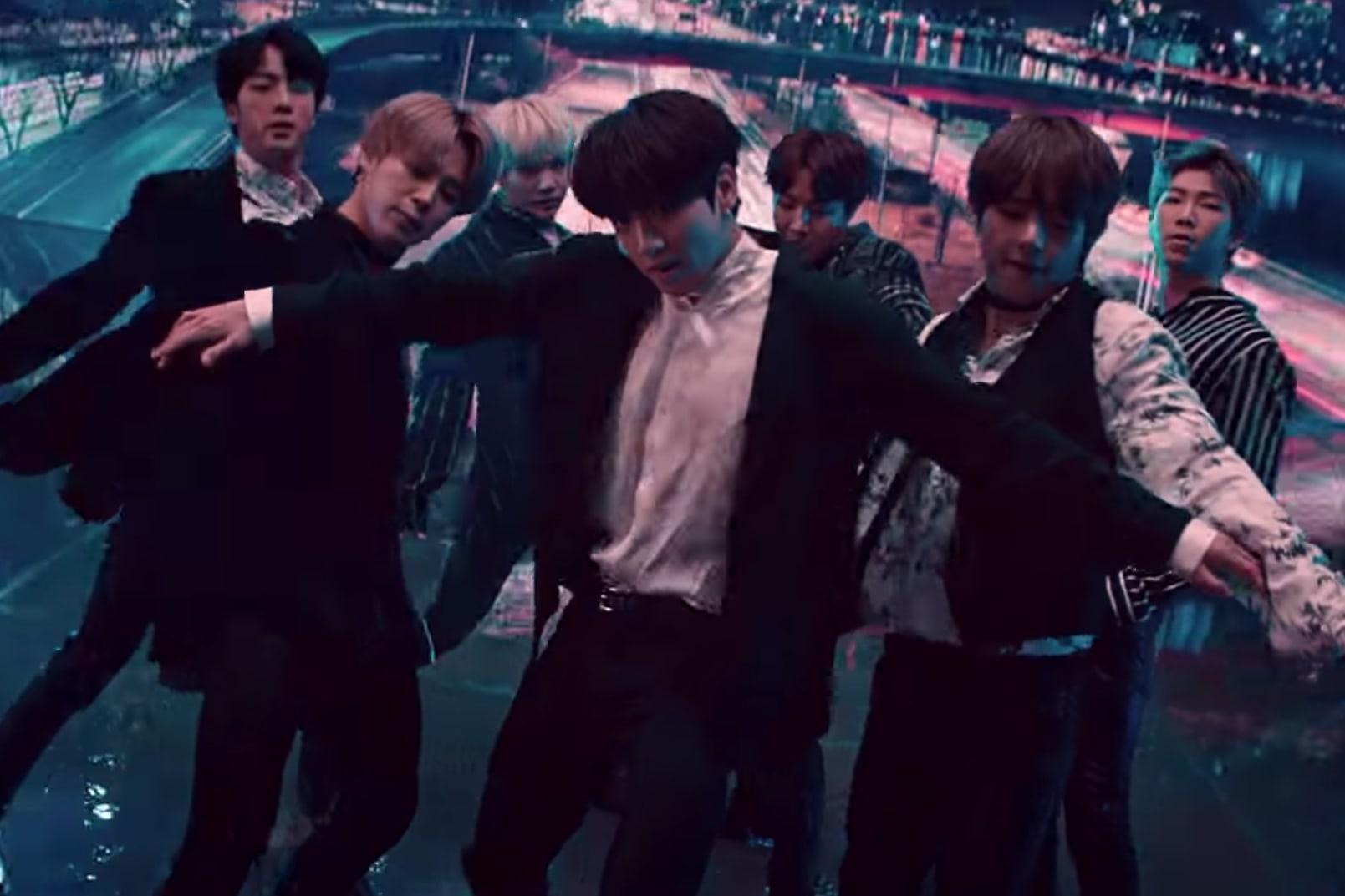 BTS Rilis Video Teaser untuk Kolaborasinya dengan Lotte Duty Free