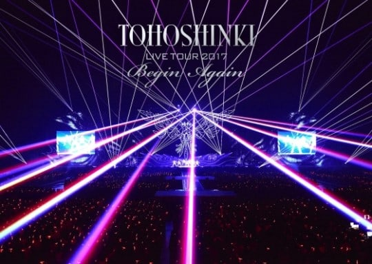 TVXQ Tops Oricon Charts And Breaks Own Record With New DVD