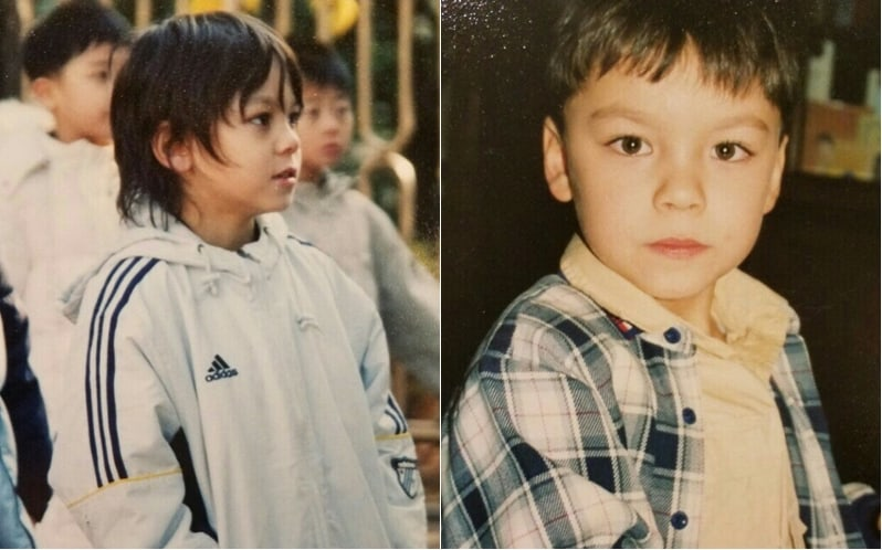 SEVENTEEN's Vernon Shares Adorable Baby Photos + Talks About