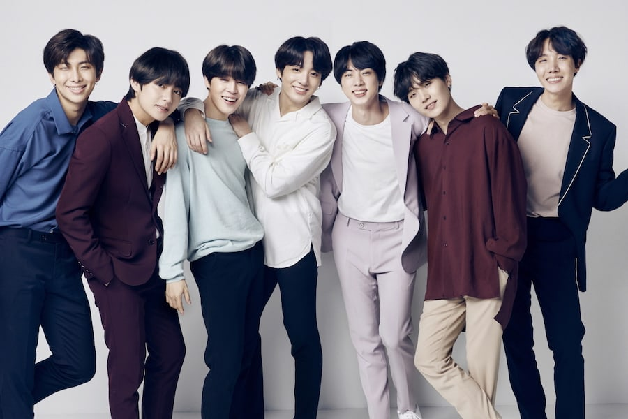 BTS top Japan's Oricon Daily Album Chart with 'Face Yourself'