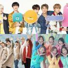 Forbes Korea Announces Top 40 Power Celebrities Of 2018