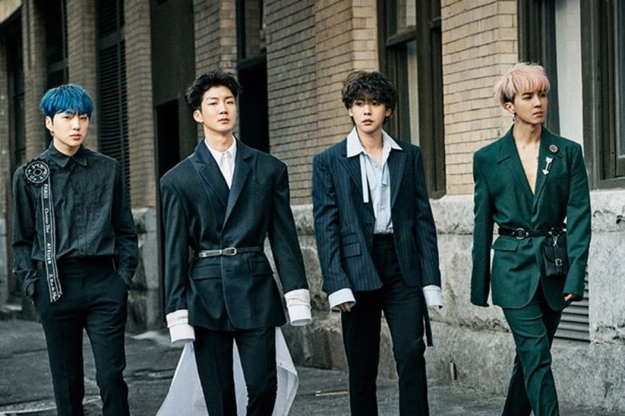 winner tops charts in china and japan with  u0026quot everyday u0026quot