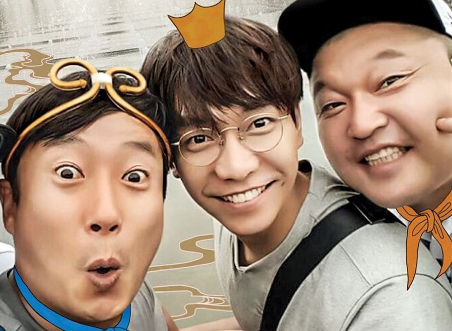 Lee Seung Gi to reunite with Kang Ho Dong and Lee Soo Geun