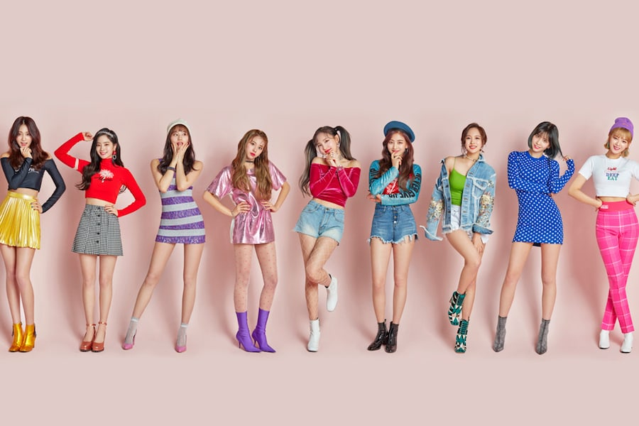 """TWICE Tops All Major Realtime Charts With """"What Is Love?"""""""