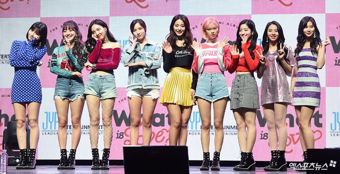 TWICE Reveals Which Member Surprisingly Loves To Rap