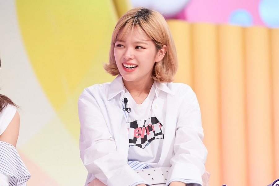 """TWICE's Jeongyeon Reveals One Of Her Insecurities On """"Hello Counselor"""""""