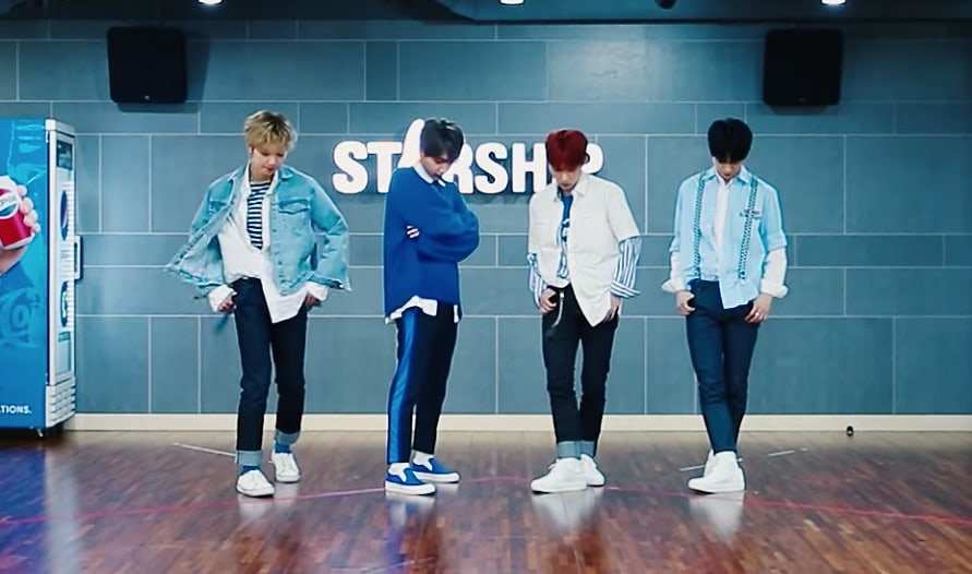 "Watch: Project Group YDPP Lets Loose In Dance Practice Video For ""Love It Live It"""