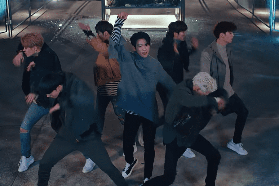 "GOT7's ""Never Ever"" Becomes Their 3rd MV To Reach 100 Million Views"