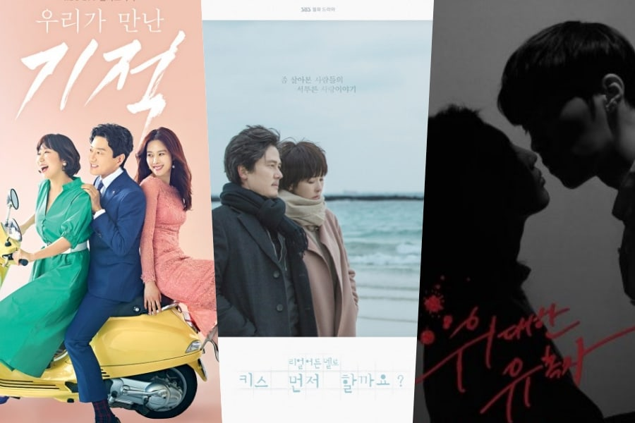 """Should We Kiss First"" Concludes Run In Second Place As ""The Miracle We Met"" Tops Time Slot"