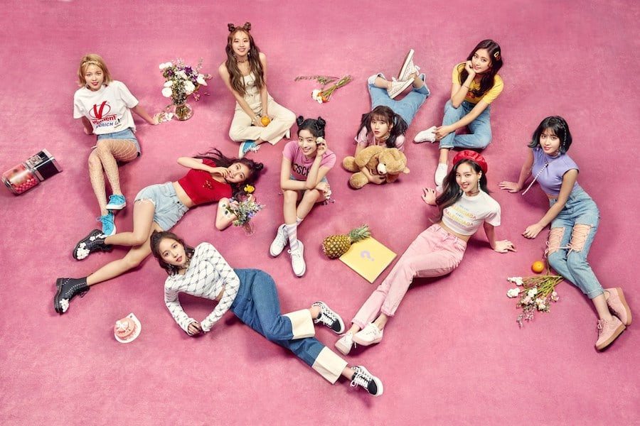 """TWICE Excels On Global iTunes Charts With New Album And Title Track """"What Is Love?"""""""