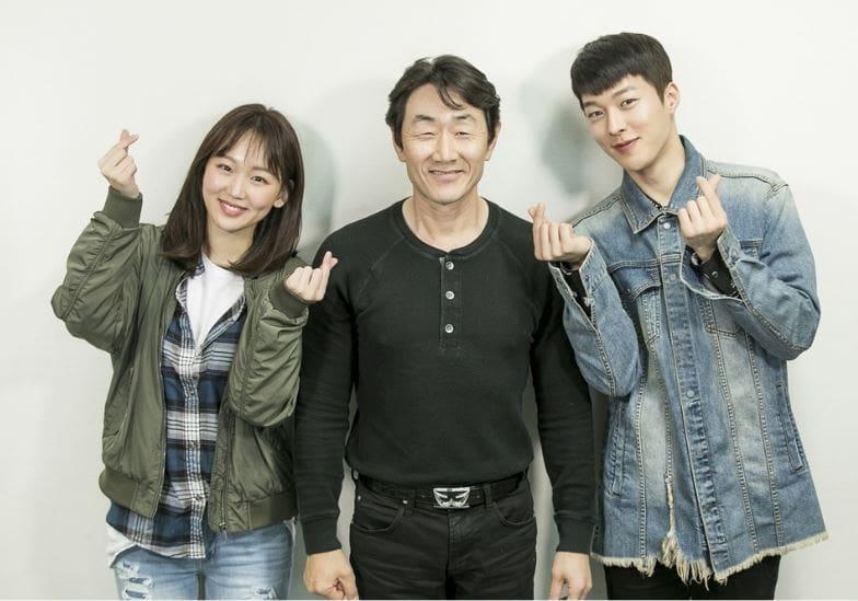 Jang Ki Yong And Jin Ki Joo's New MBC Drama Holds First Script Reading