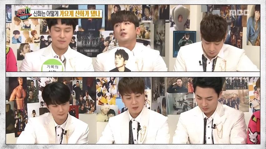 Shinhwa Picks Their Best Choreography Created By Lee Minwoo