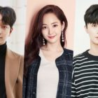 2PM's Chansung To Join Upcoming Drama With Park Min Young And Park Seo Joon