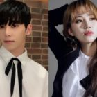 MYNAME's Chaejin Apologizes In Handwritten Letter About Dating Rumors With Jo Hyun Ah